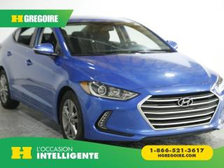 Used 2017 Hyundai Elantra GL AC GR ELEC for sale in St-Léonard, QC