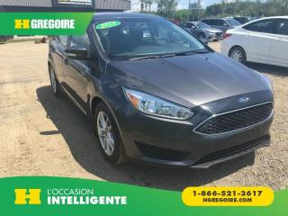 Used 2015 Ford Focus SE for sale in St-Léonard, QC
