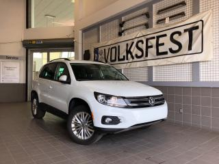 Used 2015 Volkswagen Tiguan ÉDITION SP for sale in Lasalle, QC