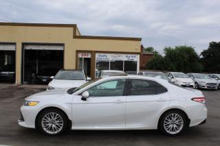 Used 2018 Toyota Camry XLE for sale in Brampton, ON