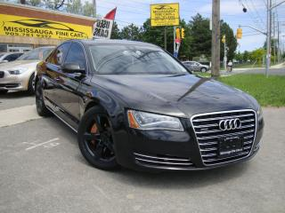 Used 2011 Audi A8 ,Premium,LOCAL,CLEAN CARPROOF for sale in Etobicoke, ON