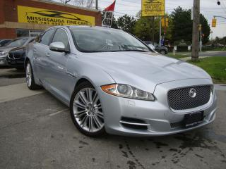 Used 2011 Jaguar XJ ,Supercharged,Local for sale in Etobicoke, ON
