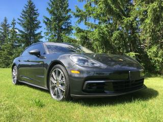Used 2018 Porsche Panamera 4 for sale in Tillsonburg, ON