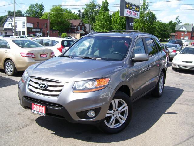 2011 Hyundai Santa Fe GL Sport,One Owner,No Accident,Bluetooth,Sun roof,