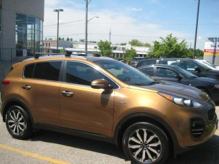 Used 2017 Kia Sportage EX for sale in Markham, ON