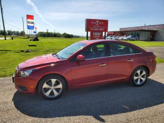 Used 2011 Chevrolet Cruze LTZ Turbo w/1SA for sale in London, ON