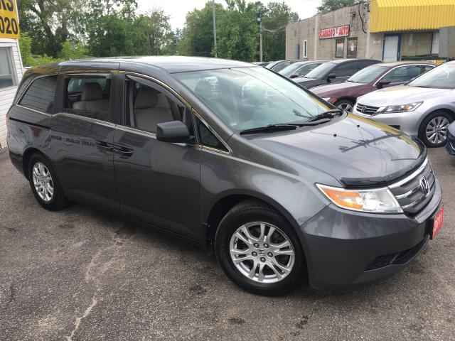 2011 Honda Odyssey LX/ PWR SEAT/ ALLOYS/ TINTED GLASS/ LOADED!