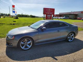 Used 2012 Audi A5 2.0L Premium for sale in London, ON