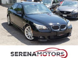 Used 2008 BMW 5 Series 550i | M PKG | AUTO | FULLY LOADED | LOW KM for sale in Mississauga, ON