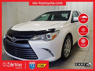 Used 2015 Toyota Camry LE Roue en alliage, Caméra recul for sale in Québec, QC