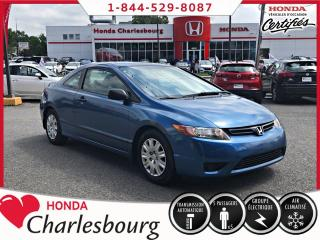 Used 2008 Honda Civic DX-A AUTOMATIQUE **98 000 KM** for sale in Charlesbourg, QC