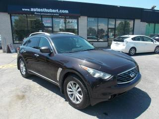 Used 2010 Infiniti FX35 AWD ** NAVIGATION-GPS ** for sale in St-Hubert, QC