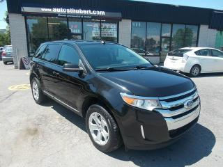 Used 2013 Ford Edge SEL for sale in St-Hubert, QC