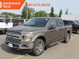 New 2019 Ford F-150 XLT 300A, 4X4 Supercrew, 2.7L Ecoboost, Auto Start/Stop, Pre-Collision Assist, Rear View Camera, Remote Keyless Entry for sale in Edmonton, AB