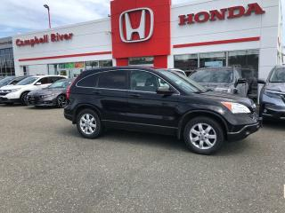 Used 2008 Honda CR-V EX 1 Owner, Excellent Condition! for sale in Campbell River, BC