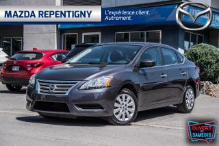 Used 2015 Nissan Sentra 2015 Nissan Sentra - 22770 km !!! AUTOM-COMME NEUF for sale in Repentigny, QC