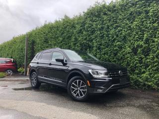 Used 2018 Volkswagen Tiguan COMFORTLINE for sale in Surrey, BC