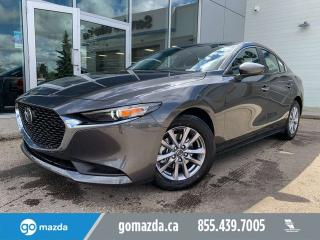 New 2019 Mazda MAZDA3 GS AWD W/ I-ACTIV SENSE PKG for sale in Edmonton, AB