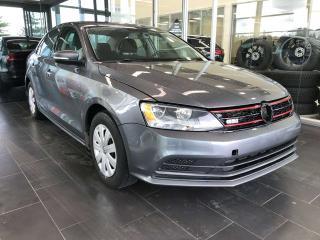 Used 2015 Volkswagen Jetta Sedan JETTA SEDAN, ACCIDENT FREE, HEATED SEATS, BLUETOOTH, BACK-UP CAMERA for sale in Edmonton, AB