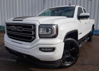 Used 2016 GMC Sierra 1500 Double Cab ELEVATION 4x4 for sale in Kitchener, ON