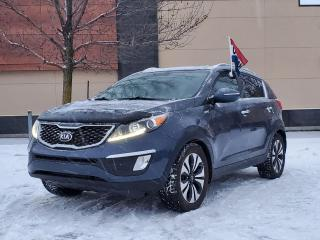 Used 2013 Kia Sportage EX for sale in Drummondville, QC