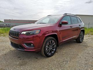 New 2019 Jeep Cherokee High Altitude for sale in Edmonton, AB