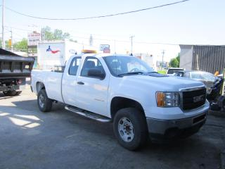 Used 2013 GMC Sierra 2500 WT for sale in North York, ON