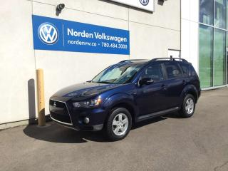 Used 2012 Mitsubishi Outlander LS 4WD for sale in Edmonton, AB