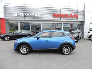 Used 2016 Mazda CX-3 Traction avant 4 portes GS for sale in St-Georges, QC