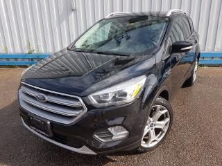 Used 2017 Ford Escape 4WD TITANIUM *NAVIGATION* for sale in Kitchener, ON