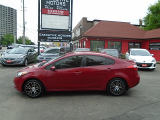 Used 2014 Kia Forte LX / ALLOYS / BLUETOOTH/ NEW BRAKES / CERTIFIED for sale in Scarborough, ON