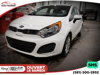 Used 2015 Kia Rio Lx+ Sieges Ch. A/c for sale in Québec, QC