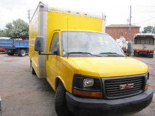 Used 2009 Chevrolet Express 3500 16 ft box for sale in North York, ON
