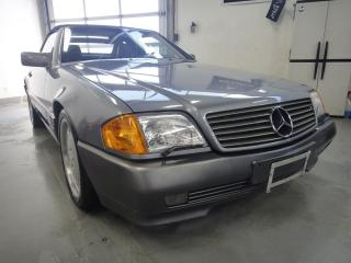 Used 1992 Mercedes-Benz SL-Class MUST SEE,SL 500 CONVERTIBLE,0 RUST for sale in North York, ON