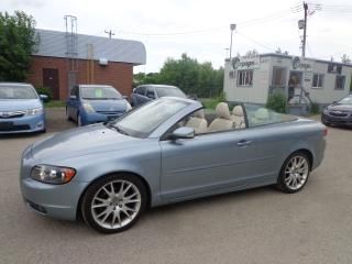 Used 2007 Volvo C70 CERTIFIED for sale in Kitchener, ON