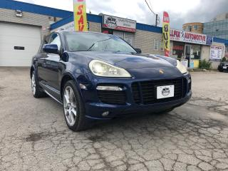 Used 2008 Porsche Cayenne GTS_AWD_Navigation_Sunroof_Warranty for sale in Oakville, ON