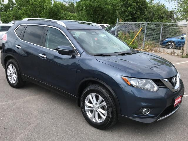 2015 Nissan Rogue SV ** SUNROOF, BACKUP CAM, HTD SEATS, BLUETOOTH **