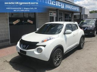 Used 2014 Nissan Juke SV/Low KM/Momo Alloy Wheels/No accidents for sale in Niagara Falls, ON