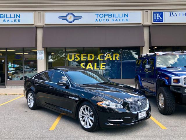2013 Jaguar XJ Fully Loaded, Clean CarFax