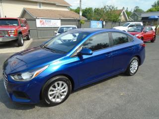 Used 2018 Hyundai Accent GL for sale in Sutton West, ON