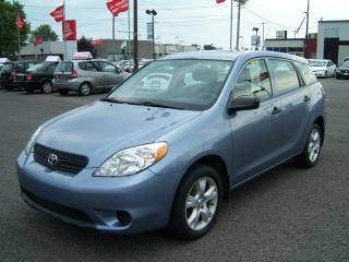 Used 2005 Toyota Matrix Sport for sale in St-Jean-Sur-Le-Richelieu, QC
