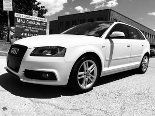 Used 2012 Audi A3 4dr HB S tronic quattro 2.0T Progressiv for sale in Mississauga, ON