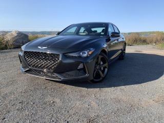 Used 2020 Genesis G70 2.0T Sport for sale in Halifax, NS
