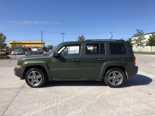 Used 2009 Jeep Patriot 4x4, Automatic, Low km, for sale in Toronto, ON