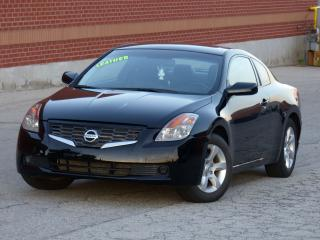 Used 2008 Nissan Altima 2.5 S, LEATHER, LOW KMS, SUNROOF, FULLY LOADED, for sale in Mississauga, ON