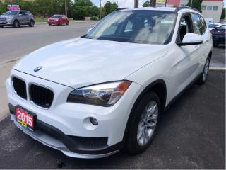 Used 2015 BMW X1 xDrive28i for sale in Kitchener, ON