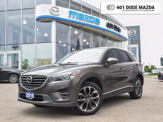 Used 2016 Mazda CX-5 GT|ONE OWNER|1.9% FINANCE AVAILABLE|NO ACCIDENTS for sale in Mississauga, ON