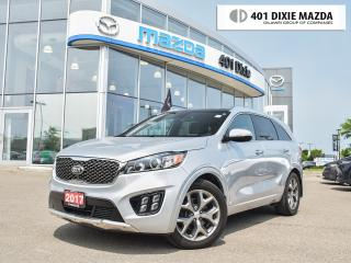 Used 2017 Kia Sorento 3.3L SX+ V6 7-Seater|ONE OWNER|NO ACCIDENTS for sale in Mississauga, ON
