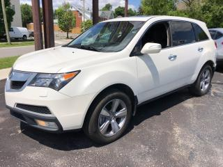 Used 2012 Acura MDX Tech pkg for sale in Kitchener, ON