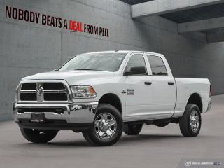 Used 2018 RAM 2500 SXT*Camera*Bluetooth*Tow Hooks*Ultra Clean* for sale in Mississauga, ON
